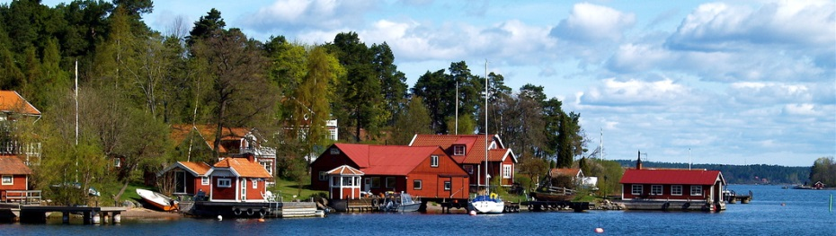 Smaland in Schweden