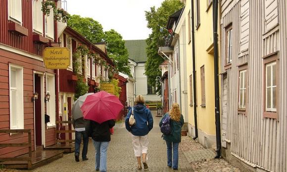 Eksjö -Altstadt