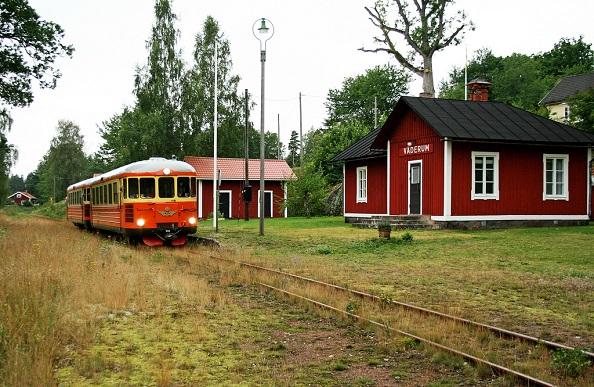 Schmalspurbahn Smaland - Smalspåret