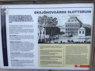 Schlossruine Eksjöhovgård