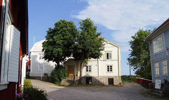 Pataholm in Schweden Küstenidylle in Småland