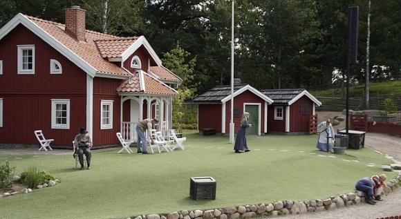 Filmdorf Småland in Mariannelund