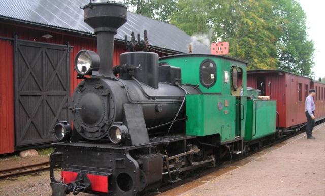 Ohsabanan in Småland