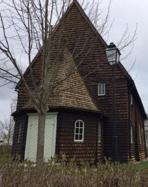 Pelarne Kirche