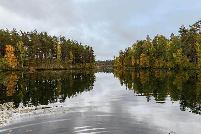 Camping bei Mariannelund