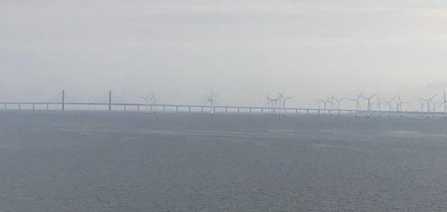 Öresundbrücke - Schweden ohne Fähre